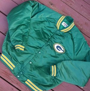 Vintage Greenbay Packers Jacket